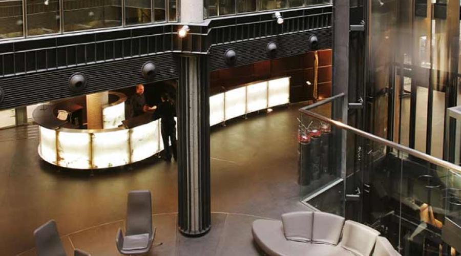 Rusticae Madrid Hotel Urban con encanto Recepción