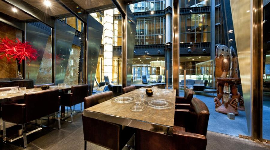 Rusticae Madrid Hotel Urban con encanto Comedor