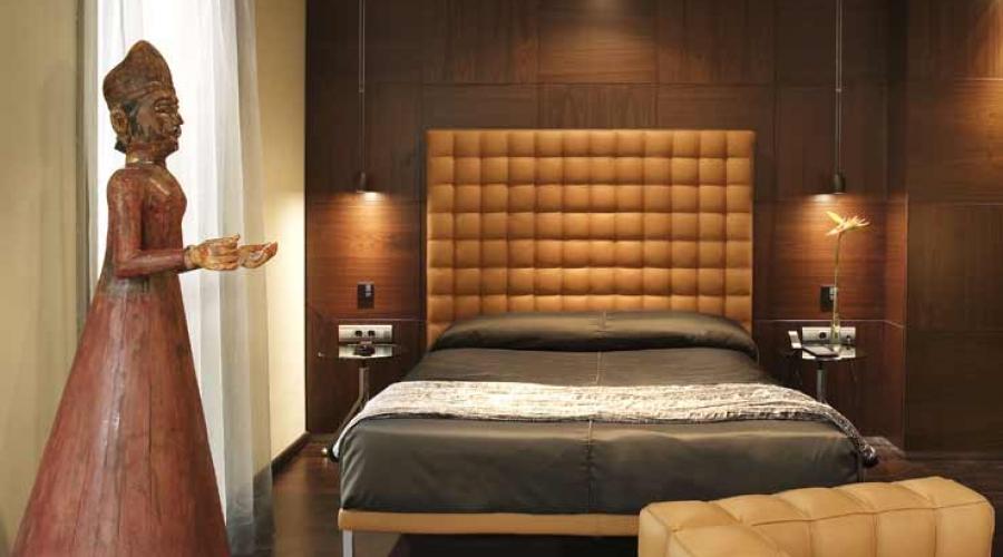 Rusticae Madrid Hotel Urban con encanto Habitación