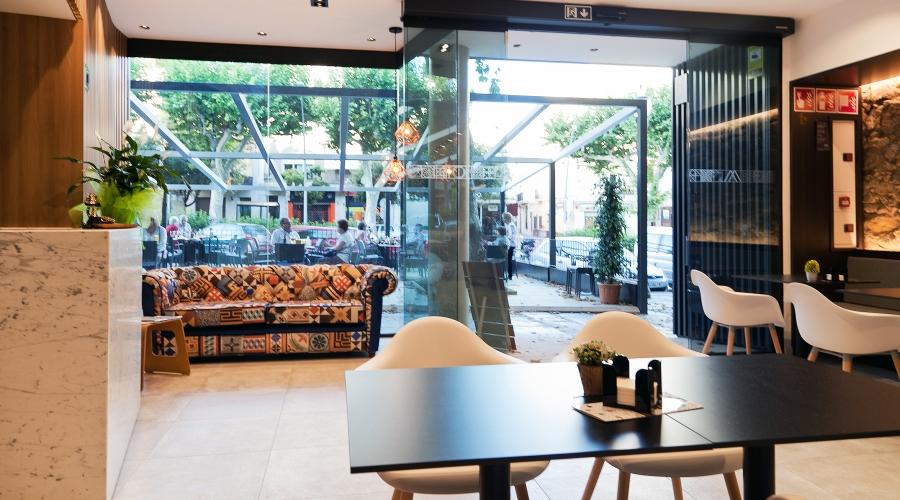 Rusticae Barcelona Hotel con encanto zona comun
