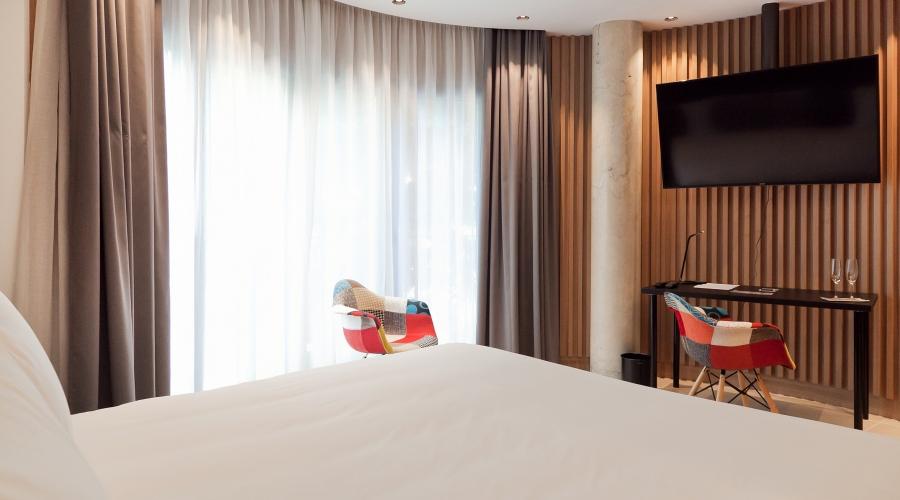 Rusticae Barcelona Hotel con encanto habitacion