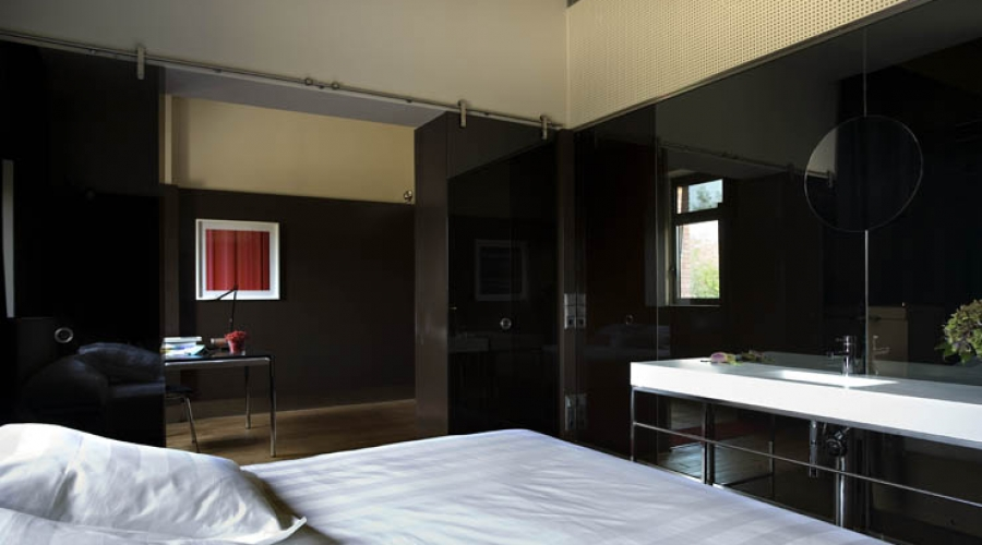 Rusticae Navarra Hotel Villa Clementina rural habitación