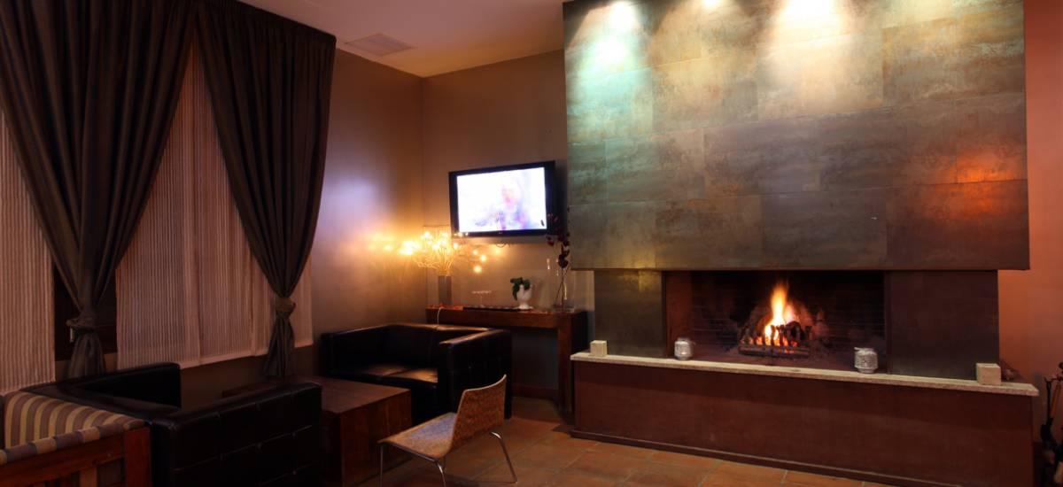 Rusticae Toledo Hotel Villa Nazules gastronómico Recibidor
