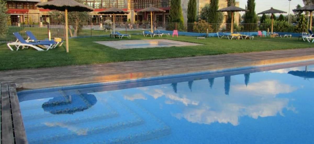 Rusticae Toledo Hotel Villa Nazules hípico Piscina