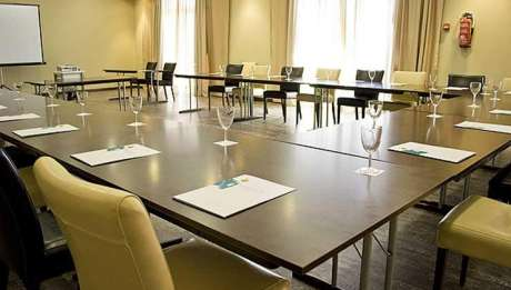 Rusticae Toledo Hotel Villa Nazules con encanto Sala  reuniones