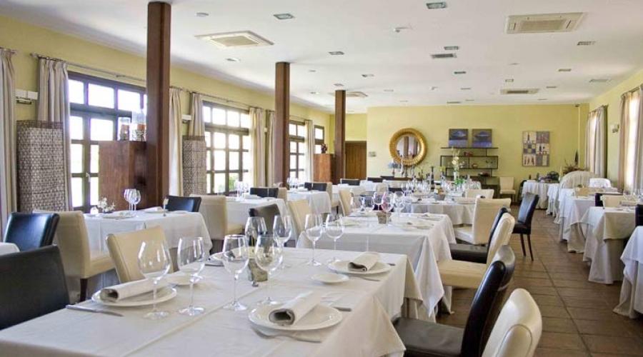 Rusticae Toledo Hotel Villa Nazules gastronómico Comedor