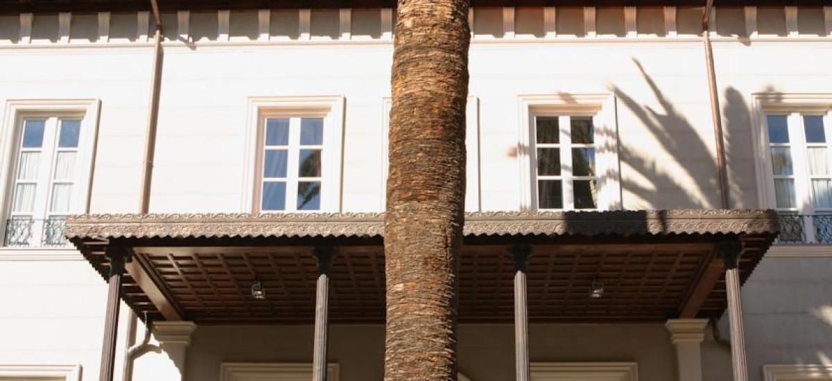 Rusticae Granada charming Hotel RusticaeVilla Oniria outside