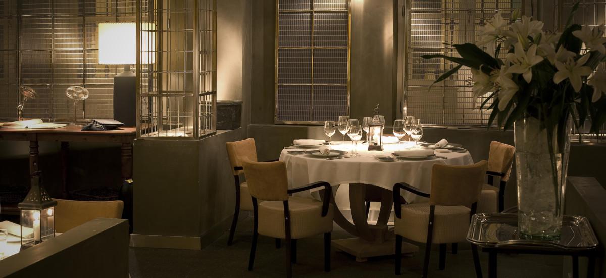 Rusticae Granada charming Hotel Villa Oniria dining room