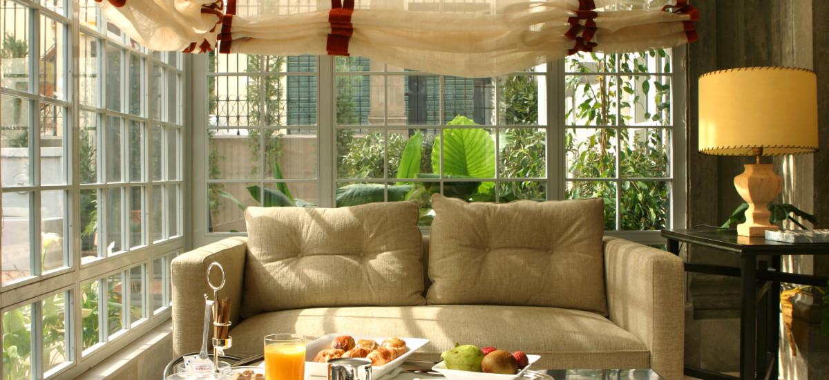 Rusticae Granada charming Hotel Villa Oniria common area