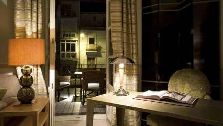 Rusticae Granada Hotel con encanto Habitación Terraza