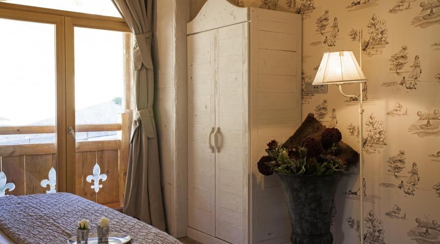Rusticae Huesca Hotel Viñas de Larrede con encanto habitacion