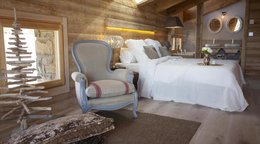 Rusticae Huesca Hotel Viñas de Larrede habitacion