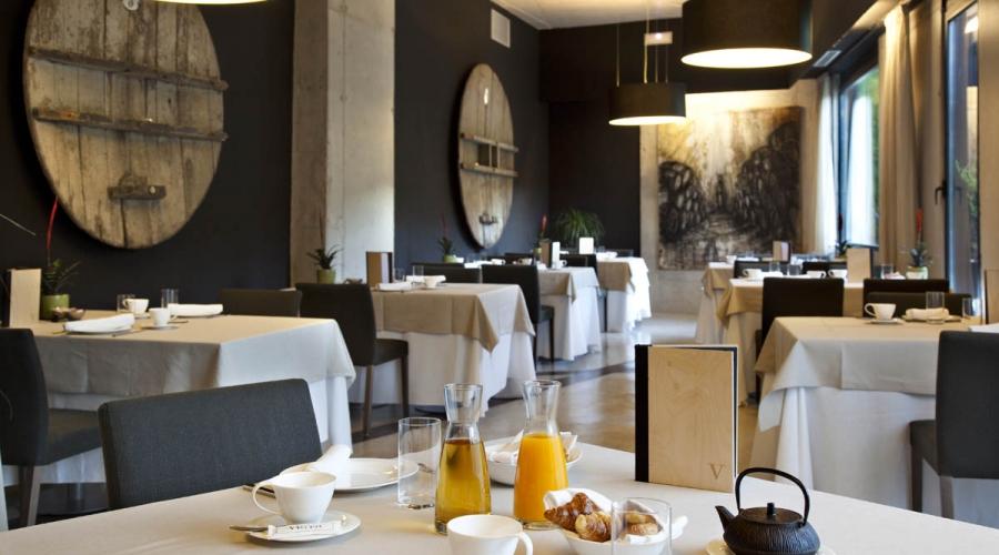 rusticae alava hotel viura con encanto comedor
