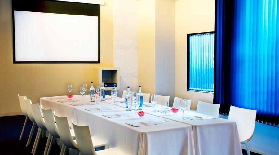 rusticae hotel álava araba con encanto sala de reuniones