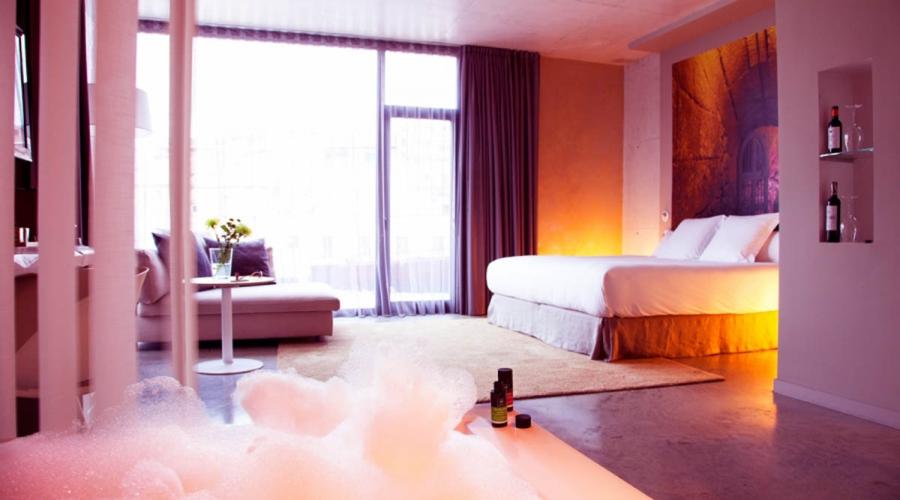 rusticae alava hotel con encanto viura habitacion