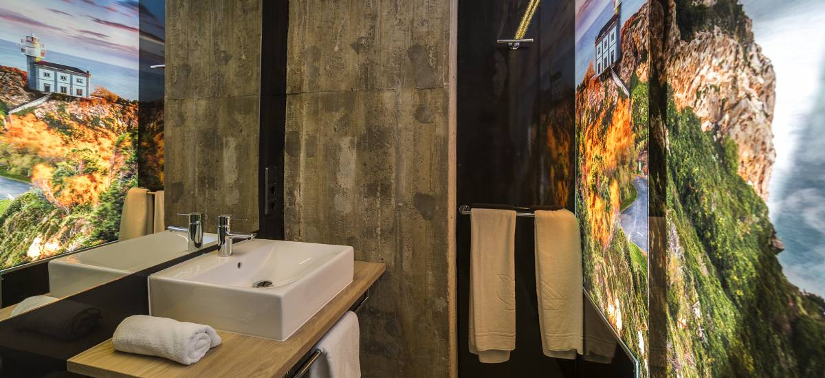 Rusticae Gipuzcoa Hotel con encanto Aseo