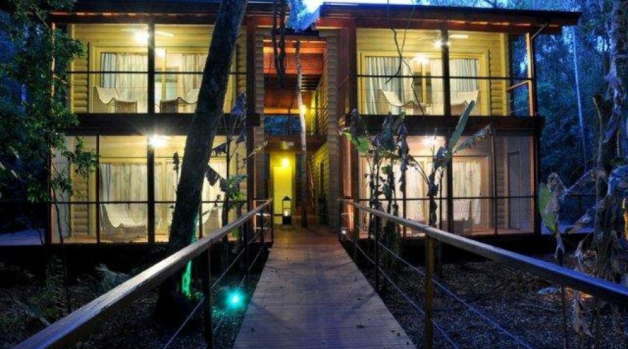 La Cantera Jungle Lodge
