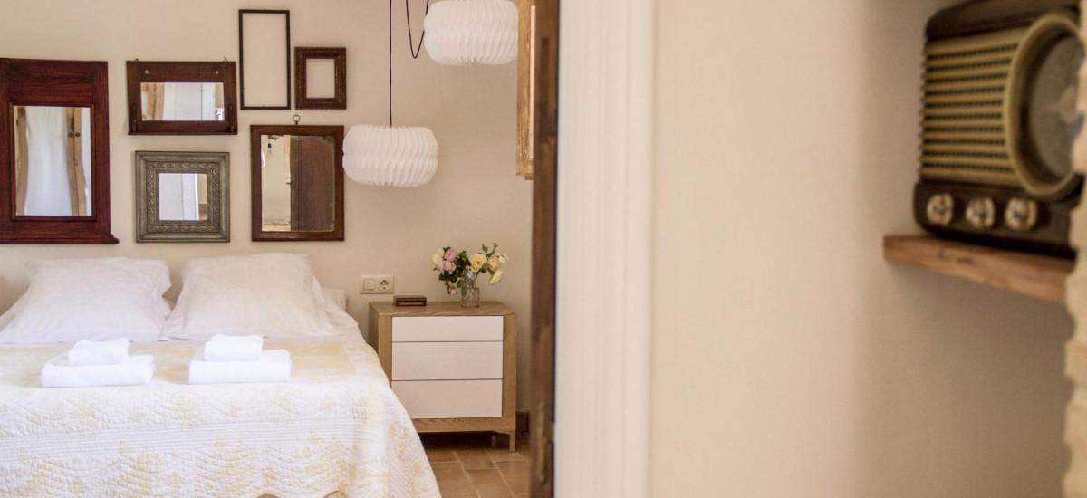 Rusticae Teruel Hotel Casa Moyas rural bedroom