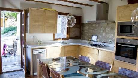 Rusticae Teruel Hotel Casa Moyas rural cocina