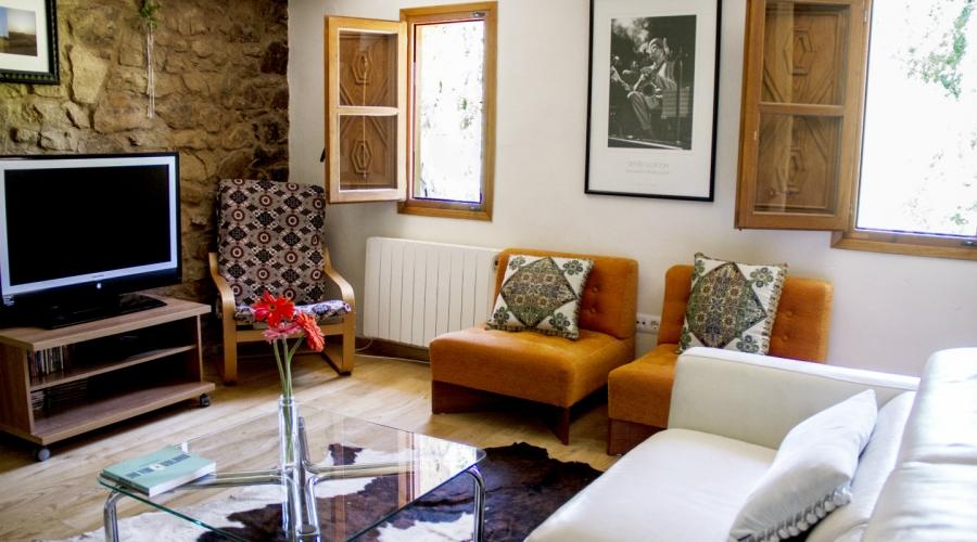Rusticae Teruel Hotel Casa Moyas rural salon
