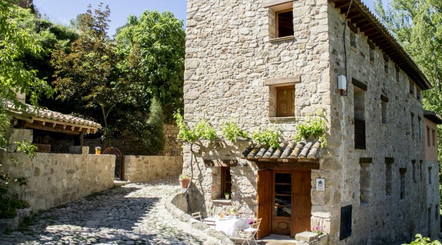Rusticae Teruel Hotel Casa Moyas rural exterior