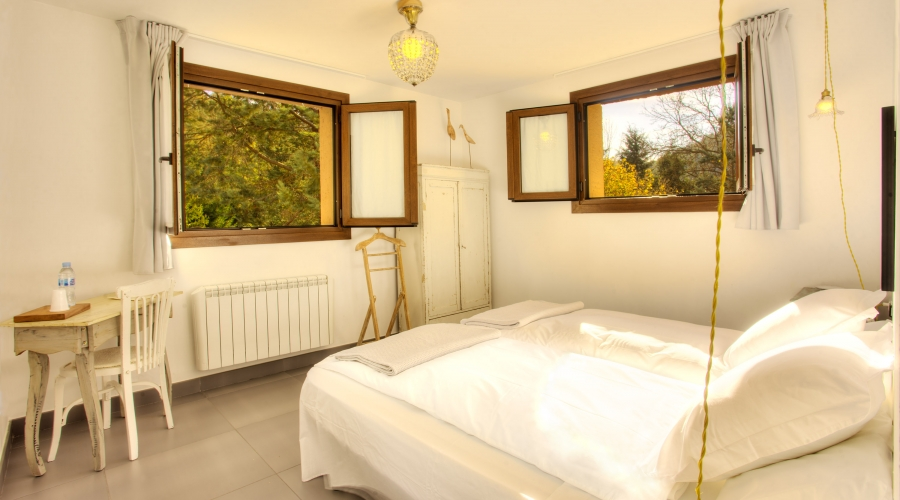 Rusticae Lleida Hotel Casa dels Peixos con encanto habitacion