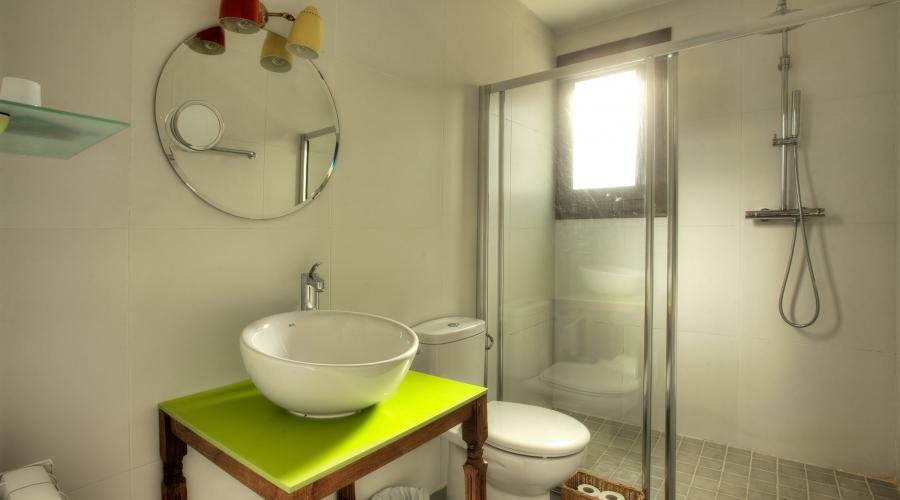 Rusticae Lleida Hotel con encanto Aseo