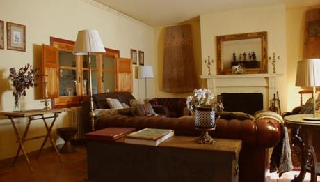Rusticae Casona de Eboli-hotel con encanto en Madrid