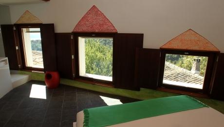 Rusticae Huesca Hotel La Demba con encanto habitacion