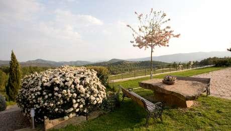 La Garriga de Castelladral Hotel Jardin Rusticae
