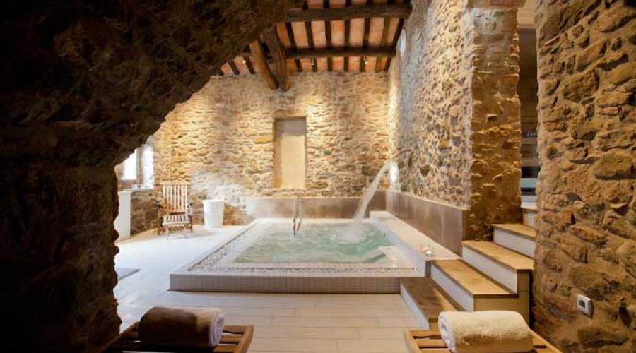 Rusticae Barcelona Hotel con encanto Jacuzzi