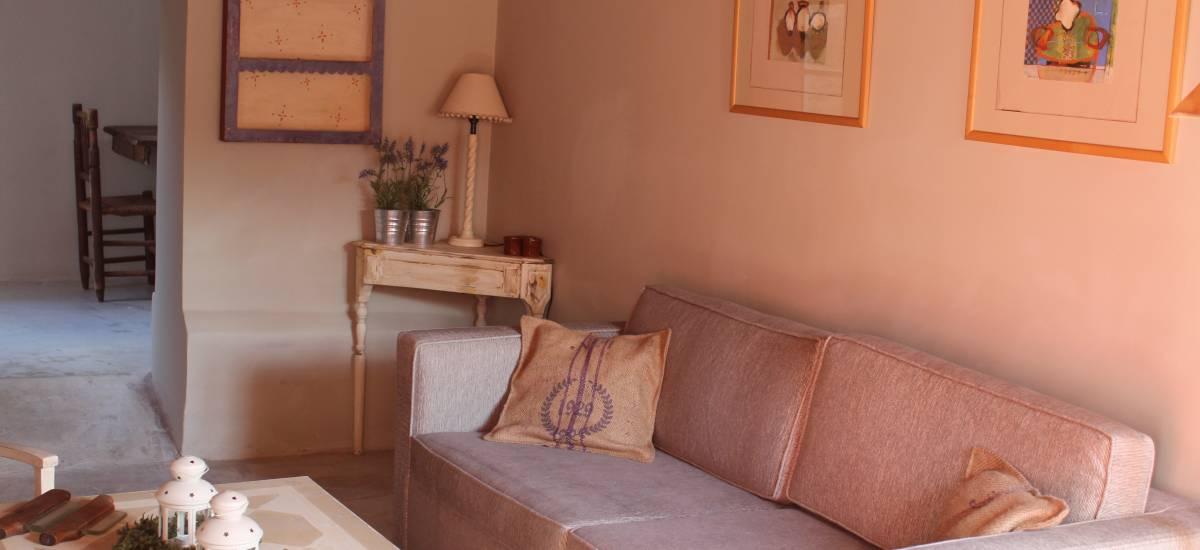 Rusticae León Hotel con encanto Salón