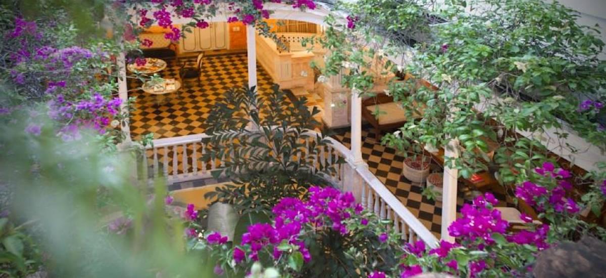 La Passion Hotel Lounge