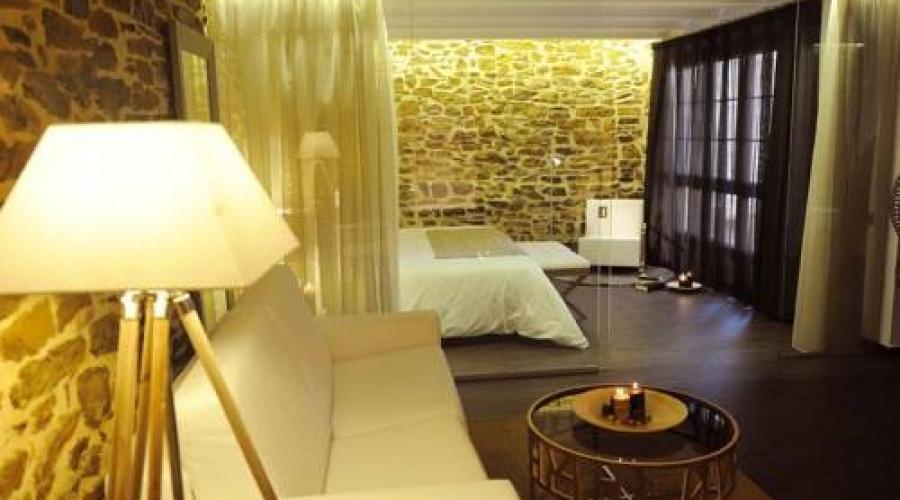 Rusticae Teruel Hotel Posada mosqueruela con encanto habitacion