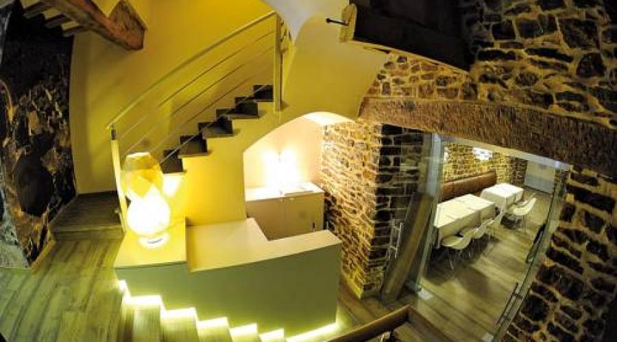 Hoteles Rusticae, Hoteles para eventos, Hoteles románticos