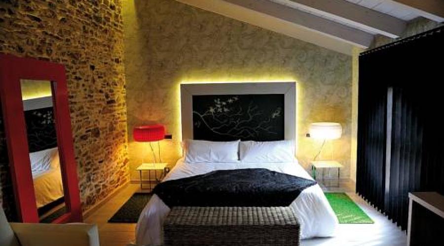 Hoteles Rusticae, Hoteles de nieve, Hoteles con historia