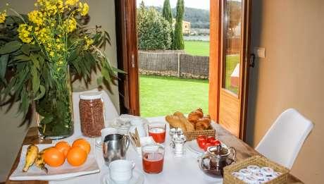 Rusticae Hotel Girona Gerona con encanto Desayuno
