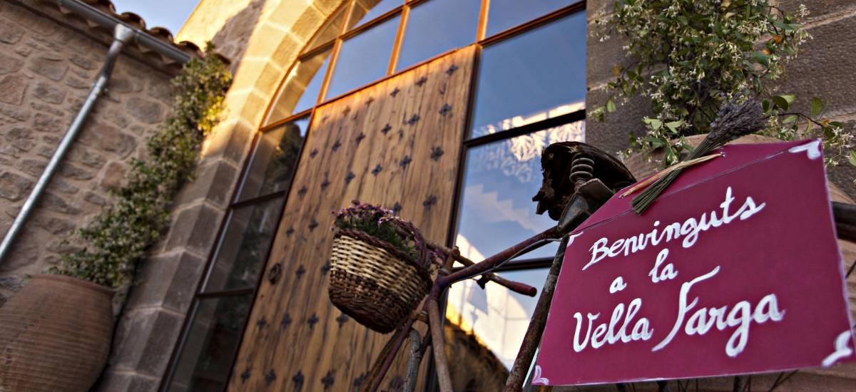 Rusticae Lleida charming Hotel La Vella Farga outside