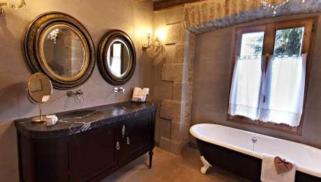 Rusticae Lleida Hotel con encanto Baño