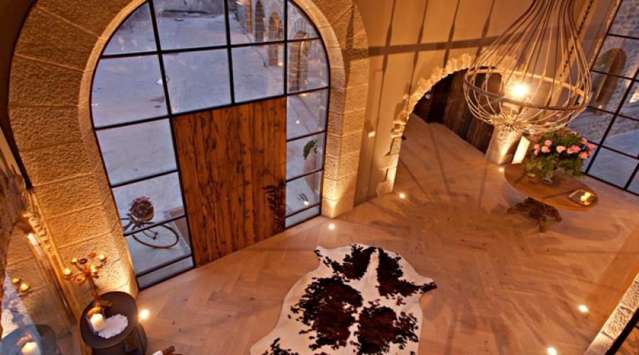 Rusticae Lleida Hotel con encanto Hall