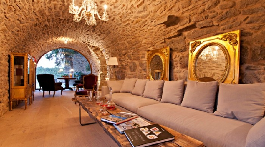 Rusticae Lleida Hotel con encanto Zona común