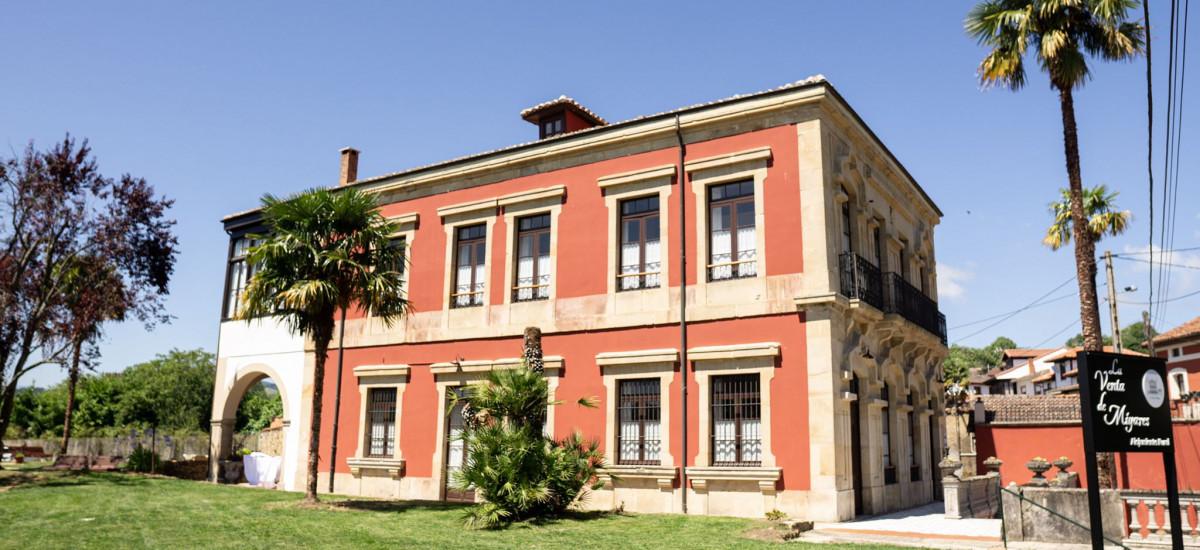 Hotel Casa Rural Der Verkauf des Eingangsgebäudes Miyares Asturi
