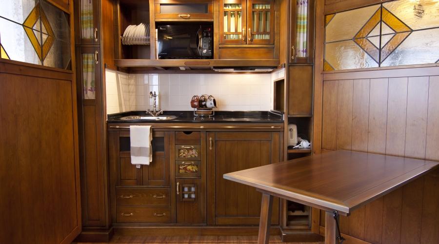 Rusticae Huesca Hotel con encanto Cocina
