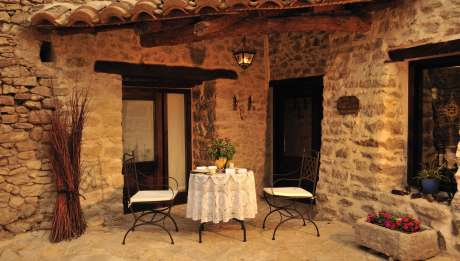 Rusticae Teruel Hotel Moradas Temple romantico