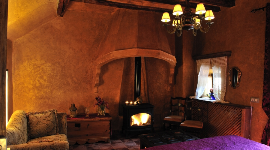 Rusticae Teruel Hotel Moradas Temple para adultos habitacion