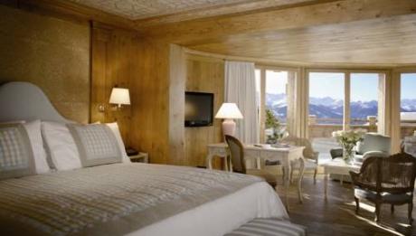 LeCrans Hotel & Spa