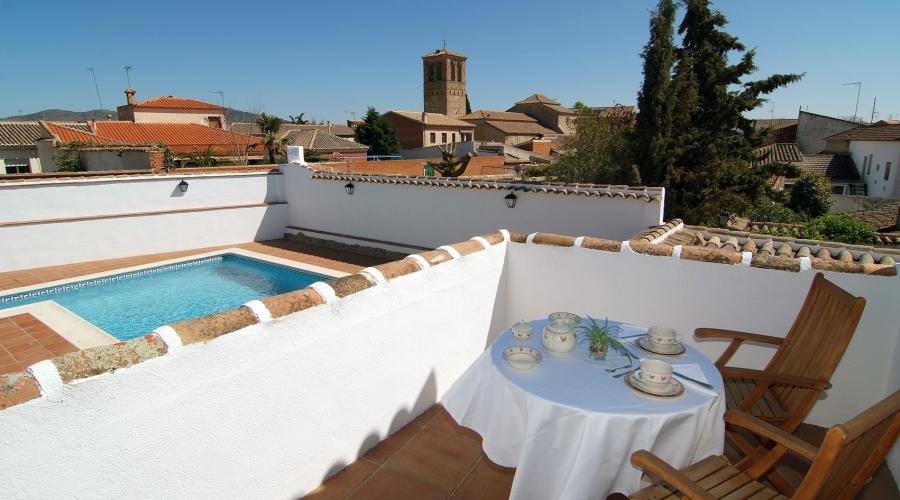 Rusticae Toledo Hotel Los Corrales rural Exterior
