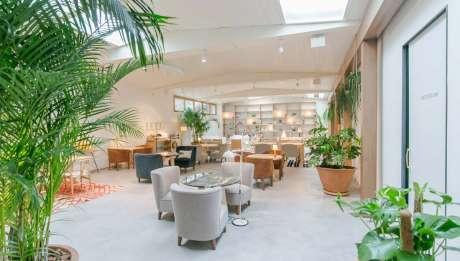 Rusticae Barcelona Hotel con encanto Zonas comunes
