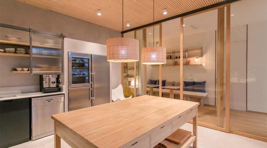 Rusticae Barcelona Hotel con encanto Cocina