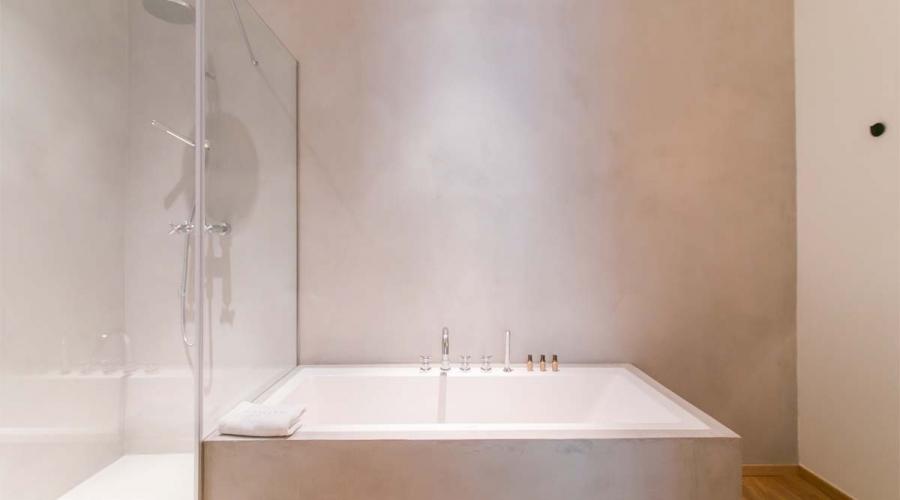 Rusticae Barcelona Hotel con encanto Bañera